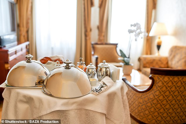 Luxury overseas hotels were also handed to executives from Australia Post (stock image)