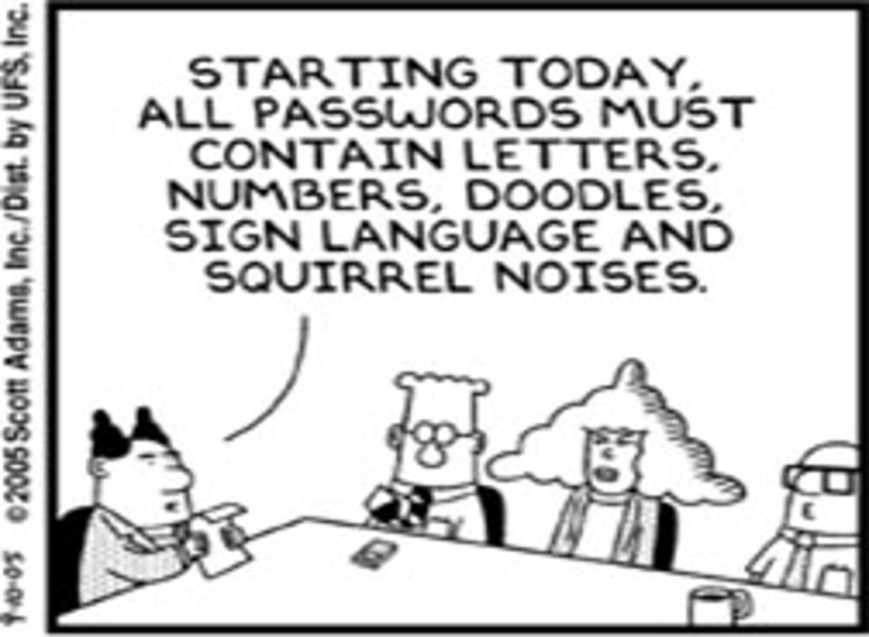 Dilbert-style management
