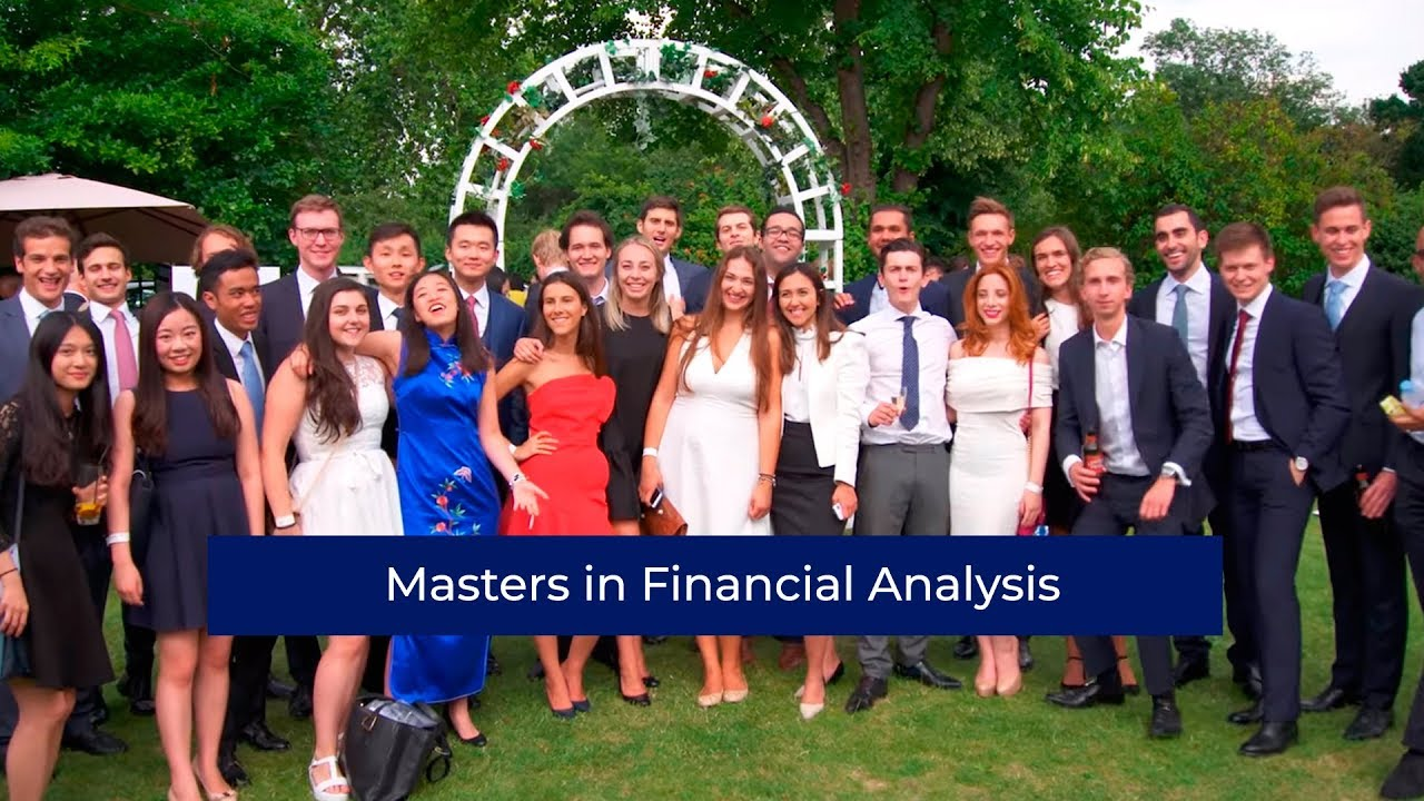 Masters in Financial Analysis   London Business School
